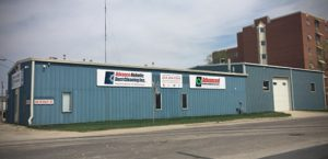 Advance Robotic Duct Cleaning Inc. office and shop