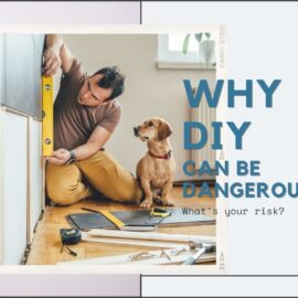 DIY Home or Business Reno – What's Your Health Risk?