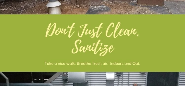 Don't Just Clean Your Ducts – Sanitize